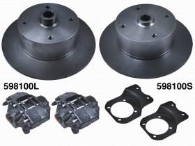 4-LUG-REAR-DISC-BRAKE-KITS