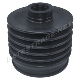 TYPE 2 CV-JOINT-AXLE-BOOT-AND-FLANGE