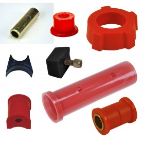 BUSHINGS GROMETS