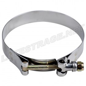 T-BOLT-CLAMPS-STAINLESS STEEL
